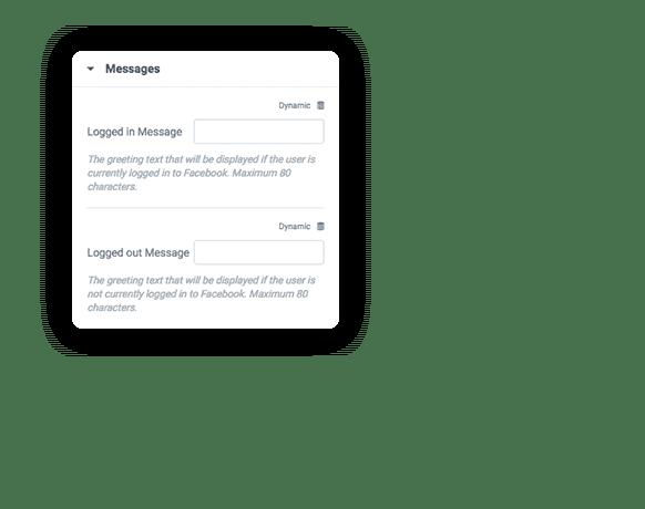 Facebook Messenger Widget for Elementor Page Builder