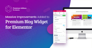 Premium Blog Widget Got a Massive Update
