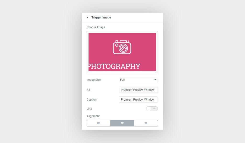 Premium Preview Window Widget for Elementor Page Builder