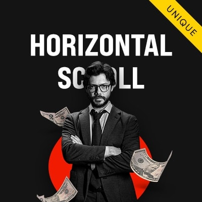 Horizontal Scroll Widget for Elementor Page Builder
